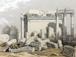 28th February 2019. David Roberts Holy Land (4to Edition)